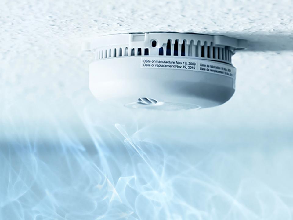 Ramouna Energies vous informe sur le détecteur de fumée